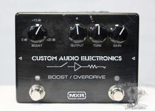 Dunlop MXR MC-402 Boost/Overdrive Effects Pedal image