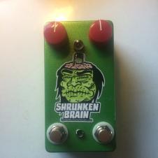 Nocturne Shrunken Brain 2015 Green Sparkle image