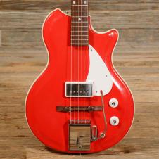 Supro Belmont Sahara Red 1963 (s800) image