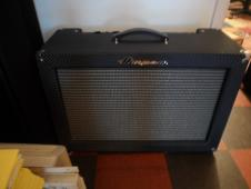 AMPEG Reverberocket R212R > USA made > pristine like new condition w/ pedal > pick in central NJ image