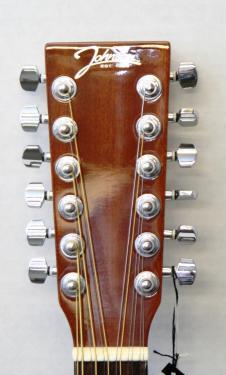 Johnson JG-670 12 String Guitar image