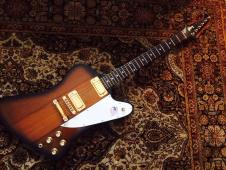 1976 Gibson Bicentennial Firebird Sunburst image