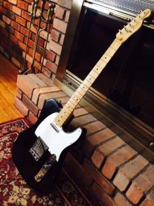 1978 Fender Telecaster Black image