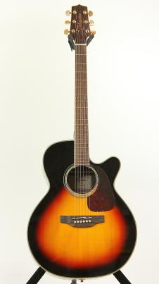 Takamine GN71CE-BSB Gloss Brown Sunburst NEX Electric Acoustic Guitar B Stock G image