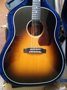EXCEPTIONAL Gibson J 45 Rosewood/Ebony/2005 Bozeman Beauty image