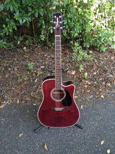 "90's Takamine EF-325SRC Acoustic-Electric W/ OHSC - ""Pre John Jorgenson Model"" - Made In Japan image"