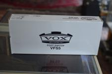 Vox VFS5 VT Series 5 Button Amplifier Footswitch image