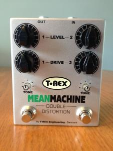 T-Rex Mean Machine Double Distortion image