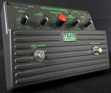 Trace Elliot SMX Dual Compressor 18v Pedal w/AC Adapter! image