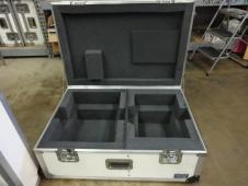 "2 Compartment Artec Road Case 38 1/2"" x 26 1/4"" x 15 11/16"" image"