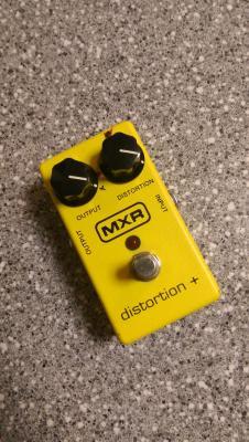 MXR Distortion + 2013 image
