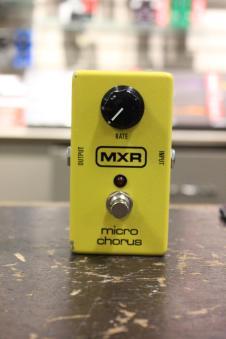 MXR M148 Micro Chorus Pedal - Used image