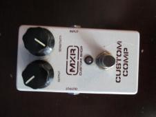 MXR Custom Comp  2014 image