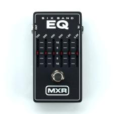 MXR 6 Band Graphic EQ Pedal  2015 image