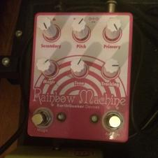 EarthQuaker Devices Rainbow Machine recent Pink image