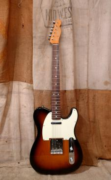 Fender '62 Reissue Telecaster 2010 Sunburst image