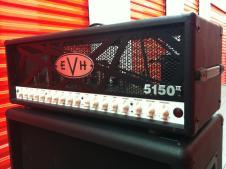 EVH 5150 III 100W Head 2007 Black image