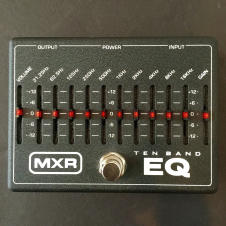 Pre-Owned MXR M-108 Ten Band Graphic EQ (157) image