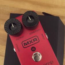 MXR Dyna Comp Red M102 image