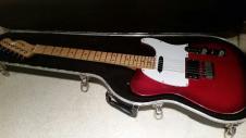 Fender Tele Plus 90's Red image