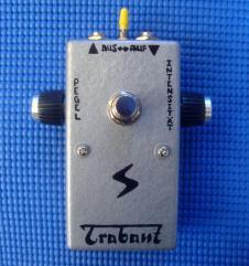 Tonebender MK1.5 1966 style Germanium FUZZ! -Raspy 60's - Ultra Dynamics with super Sustain image