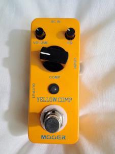 Mooer Yellow Comp Yellow image