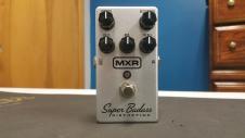 MXR Super Badass Distortion  Silver image