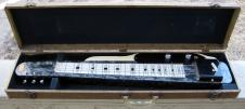 Vinatge Supro Comet lap steel w/ OHSC - late 50's/early 60's image