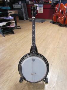 Gibson TB 400 Tenor Banjo w/ Original Case image