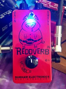 Durham Electronics ReddVerb 2015 Red image