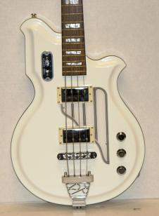 Airline/Eastwood MAP Bass - White image