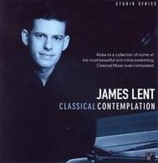 Jame Lent Classical Contemplation - PianoDisc Compatible CD image