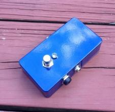 Octave up mod ringer -Mojo layout - hand made in USA image