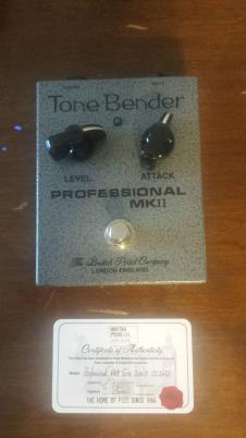 MKII Tone Bender OC81D image