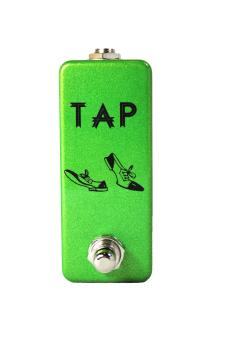 Warrior Effects Tap Tempo (Soft Touch) 2015 Green S image
