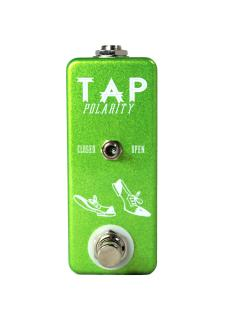 Warrior Effects Polarity Tap Tempo 2015 Green Sparkle image