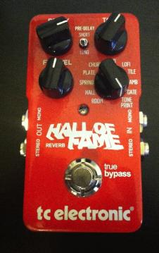 TC Electronic Hall Of Fame Reverb 2010s image