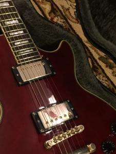Epiphone Les Paul Custom Pro 2012 Wine Red(zzounds Special Edition) image