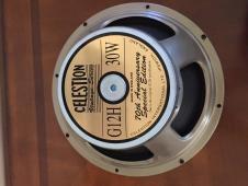 "Celestion G12h30 Anniversary 12"" 8 ohm speaker image"