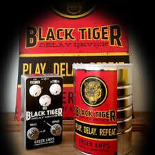 Nick Greer Black tiger delay 2015 Black image