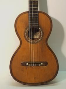 Salvador Ibanez 19th Century 1890's Natural Wood Finish image