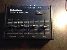 Radio Shack Electronic Reverb image