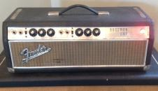 Fender Bassman 1969 Silverface Drip Edge image