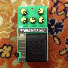 Ibanez Mostortion MT10 Mos-Fet Distortion Pedal - Made In Japan image