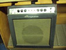 Ampeg Reverberrocket II guitar amp 1960s  Blue Diamond image