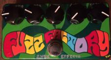 ZVex Fuzz Factory Hand Painted image