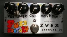 ZVex Fat Fuzz Factory (Modded USA Vexter FF) image