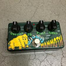 ZVex Woolly Mammoth Fuzz Hand-Painted 2013 image