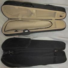 1990's Import-4/4 Violin Square Case image