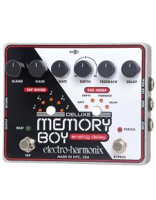 Electro-Harmonix Deluxe Memory Boy Analog Delay Pedal image